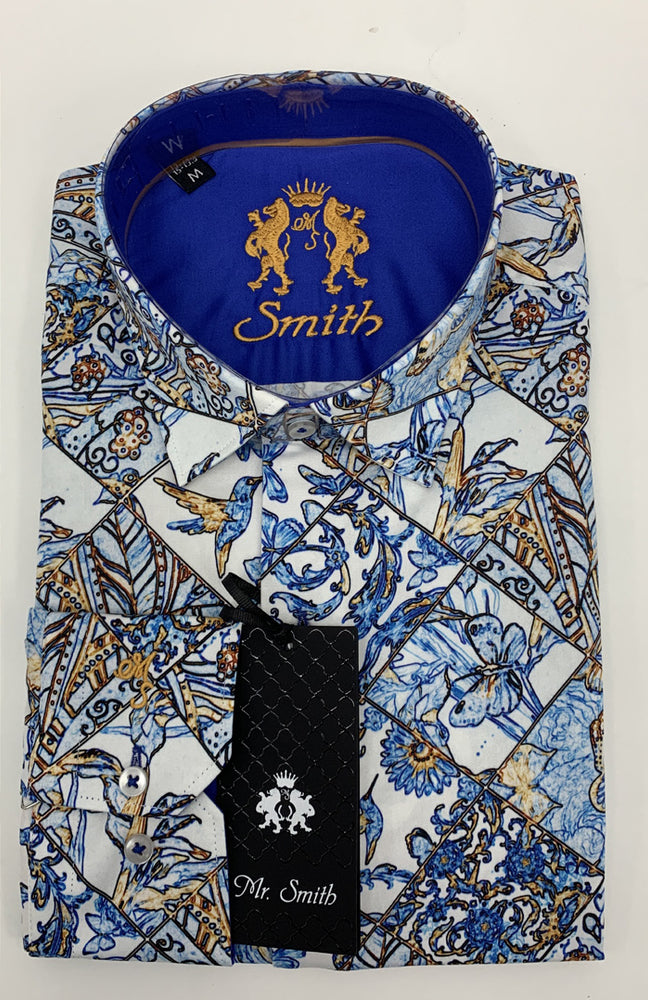 MR. SMITH LONG SLEEVE SHIRT