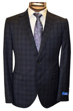 PAUL BETENLY 2 PIECE SUIT- RONALDO NAVY