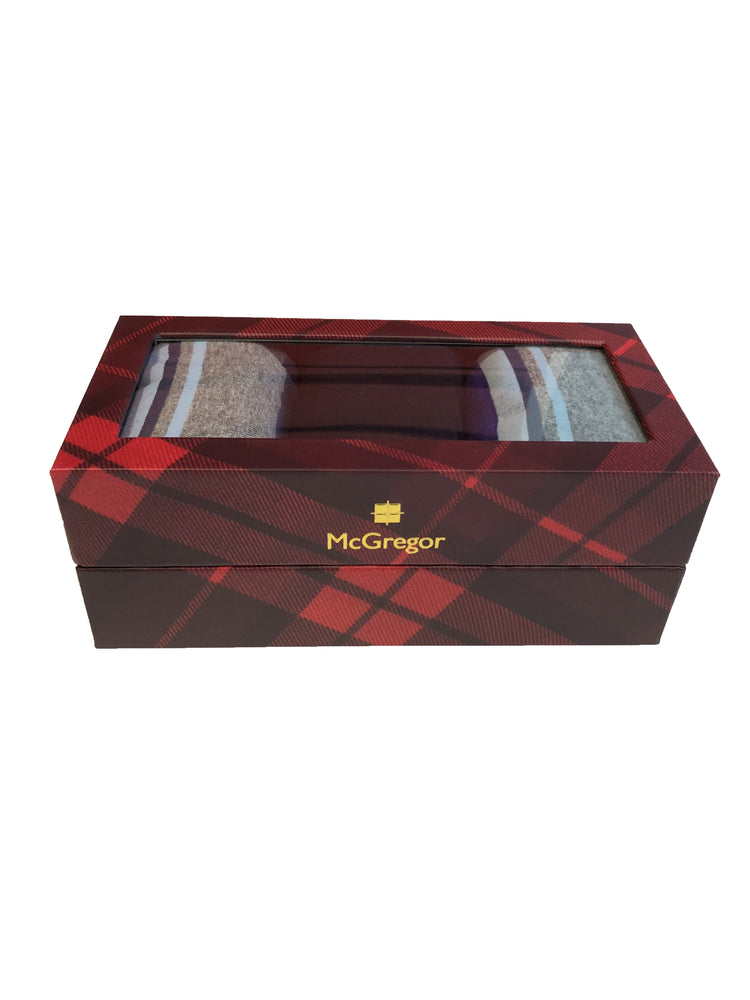 MCGREGOR SOCKS- 3 PAIR GIFT BOX