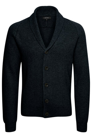 MATINIQUE JASE CARDIGAN- DARK NAVY