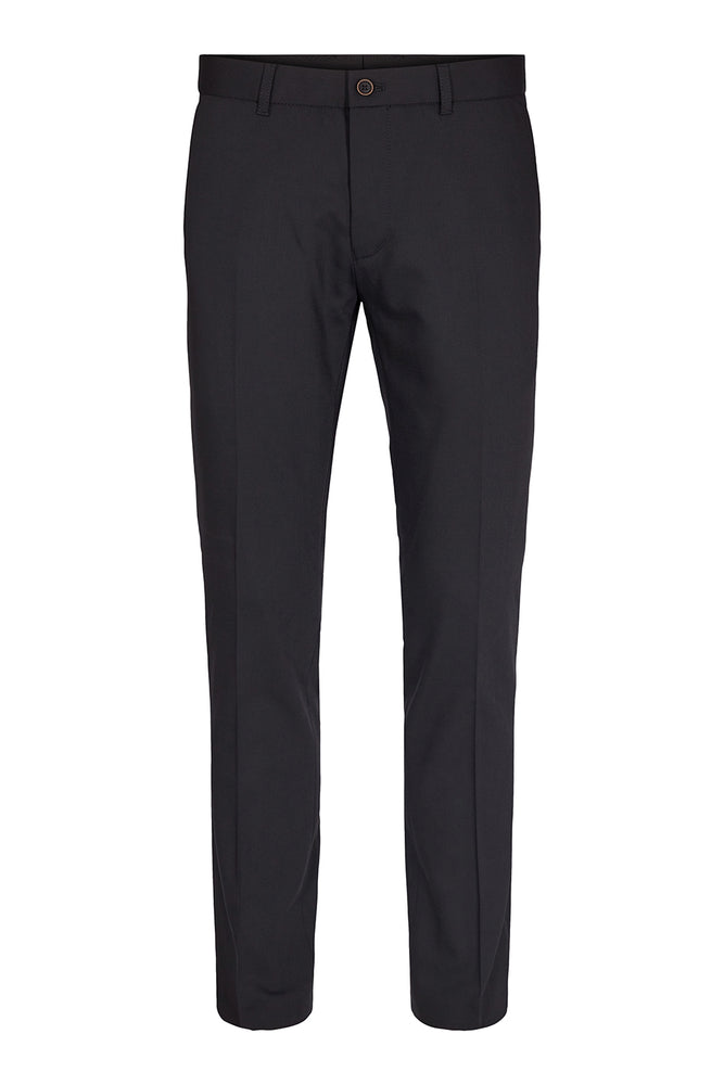 SUNWILL TROUSERS-BLACK