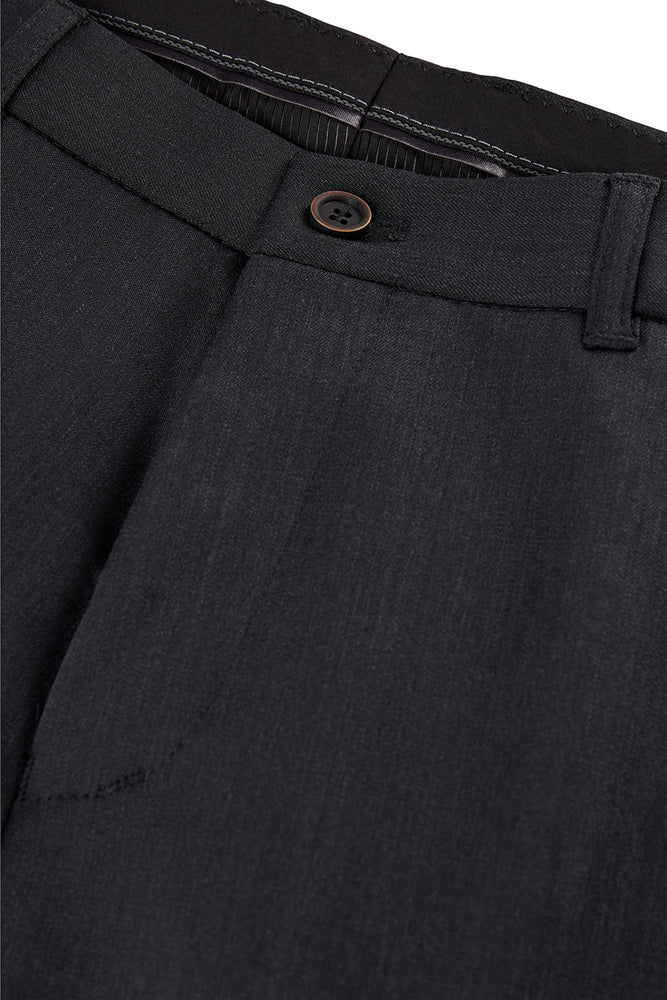 SUNWILL TROUSER- CHARCOAL