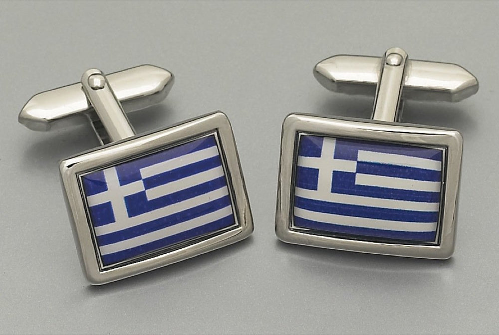 WEBER JEWELLERY CUFF LINKS - 5885