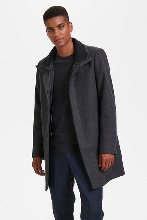 MATINIQUE WINTER COAT- HARVEY N.