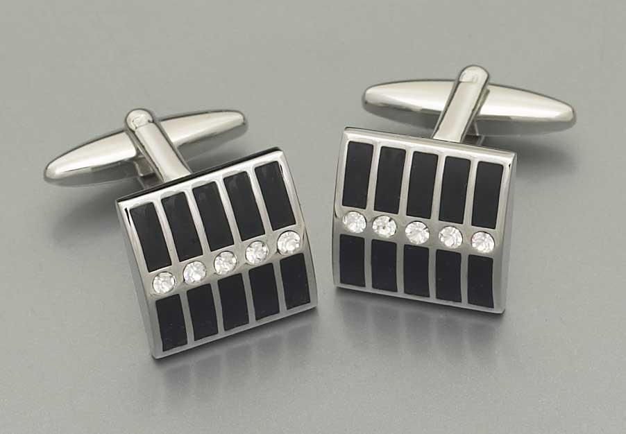 WEBER JEWELLERY CUFF LINKS- L9134
