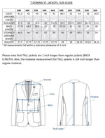 7 DOWNIE ST. JACKET- MACAU