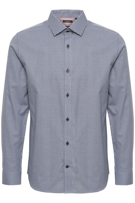 MATINIQUE SHIRT-TROSTOL B5 BLUE DOBBY