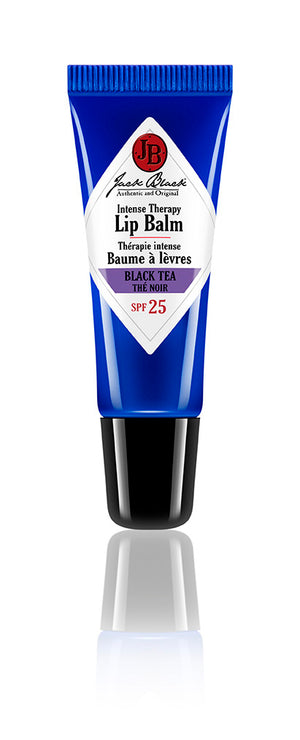 JACK BLACK MOISTURE THERAPY LIP BALM SPF 25- BLACK TEA 7g