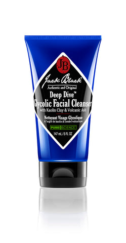 JACK BLACK DEEP DIVE GLYCOLIC CLEANSER & MASK 147ml