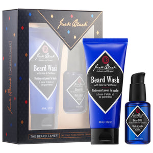 JACK BLACK BEARD TAMER SET