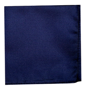 POCKET SQUARE- SAILOR BLUE