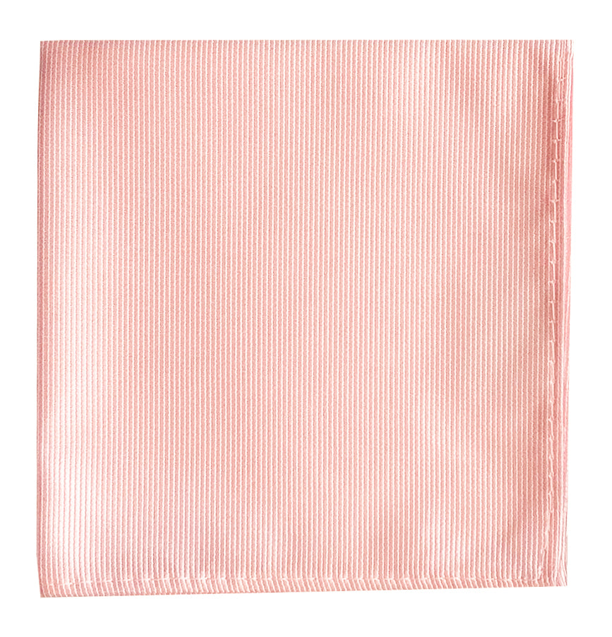 POCKET SQUARE- BLUSH