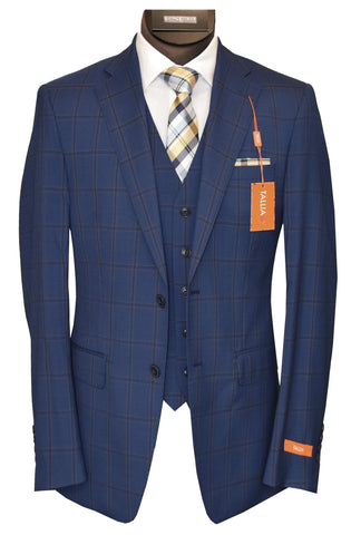 TALLIA 3 PIECE SUIT- NAVY
