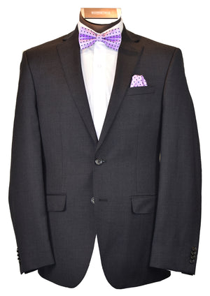 BRUNO PIATTELLI SUIT- CHARCOAL