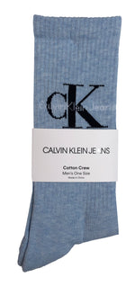 CALVIN KLEIN SOCKS- LIGHT BLUE