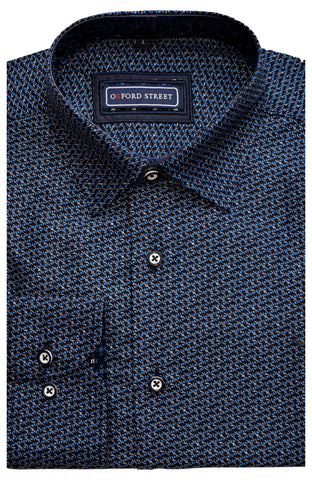OXFORD STREET SHIRT- H7OX4007