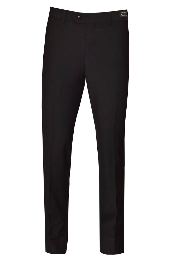 GALA SLACKS - MARCO V15, Black(3)
