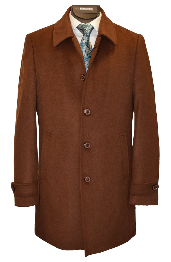 Wool Winter Coat 950-Soho(219) COGNAC 40R
