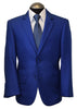 LIEF HORSENS 2 PIECE BOY SUIT- ROYAL BLUE