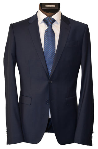 LIEF HORSENS 2 PIECE SUIT- BLACK LABEL/NAVY