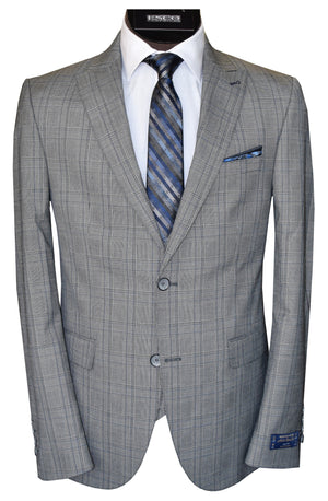 DELMONT 3-PIECE SUIT