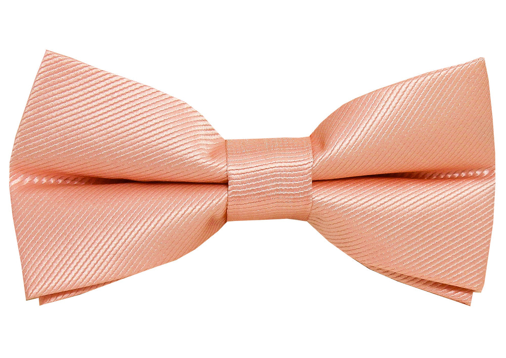BOW TIE- APRICOT