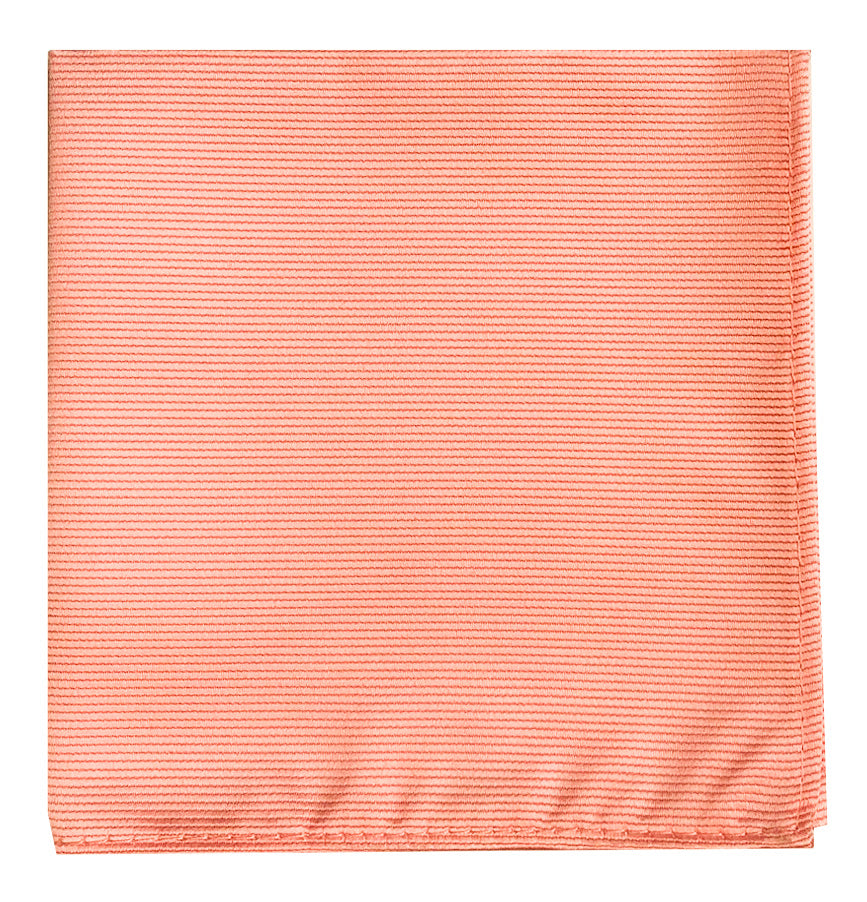 POCKET SQUARE- APRICOT