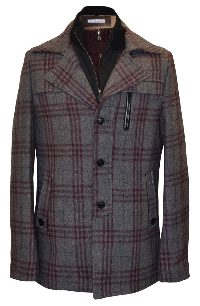 SOUL OF LONDON WINTER COAT