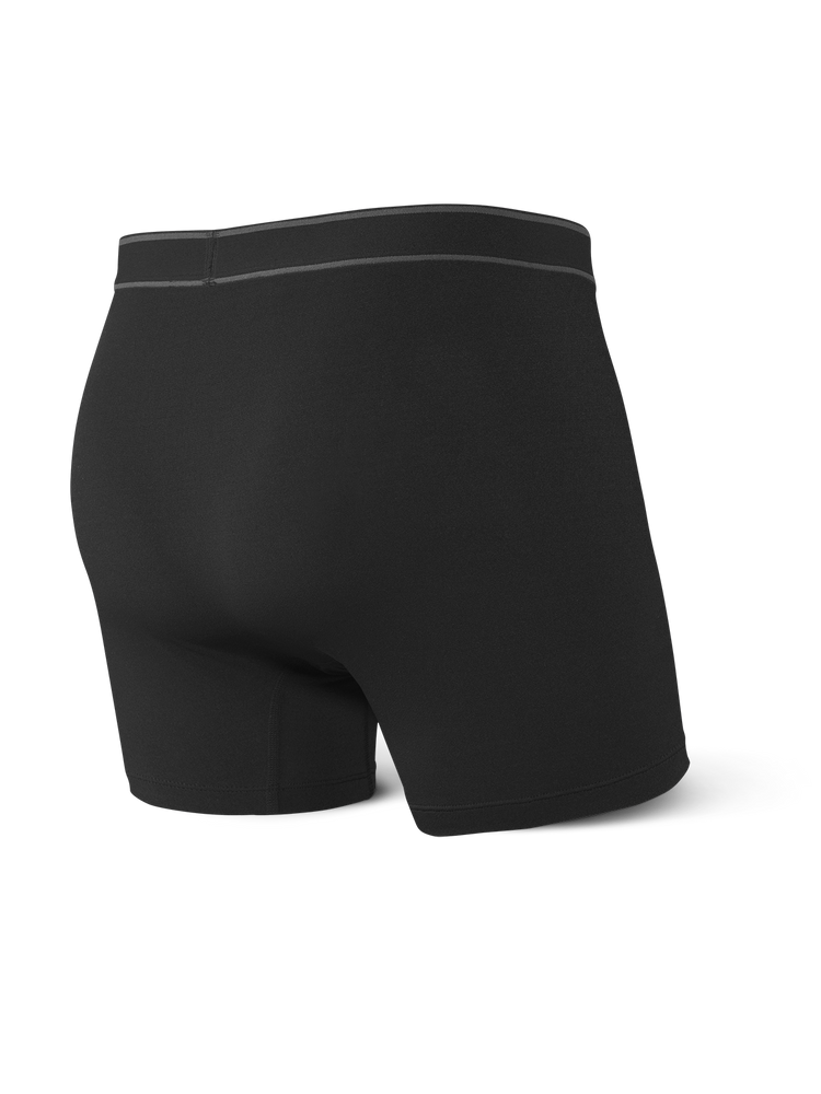 SAXX DAYTRIPPER BOXER BRIEF- BLACK