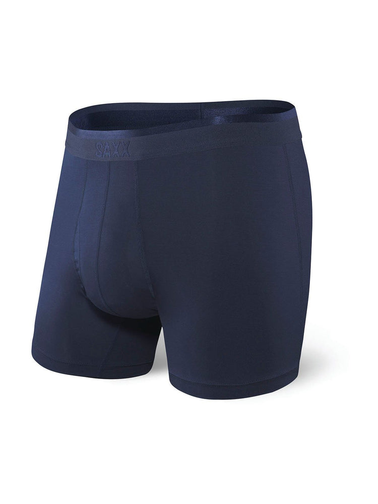 SAXX PLATINUM BOXER BRIEF- NAVY