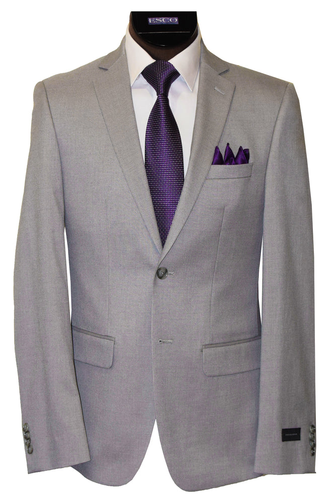 SEAN JOHN 2 PIECE SUIT- LIGHT GREY