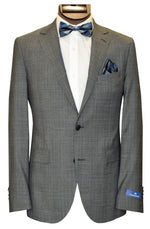 PAUL BETENLY 2 PIECE SUIT- RONALDO GREY