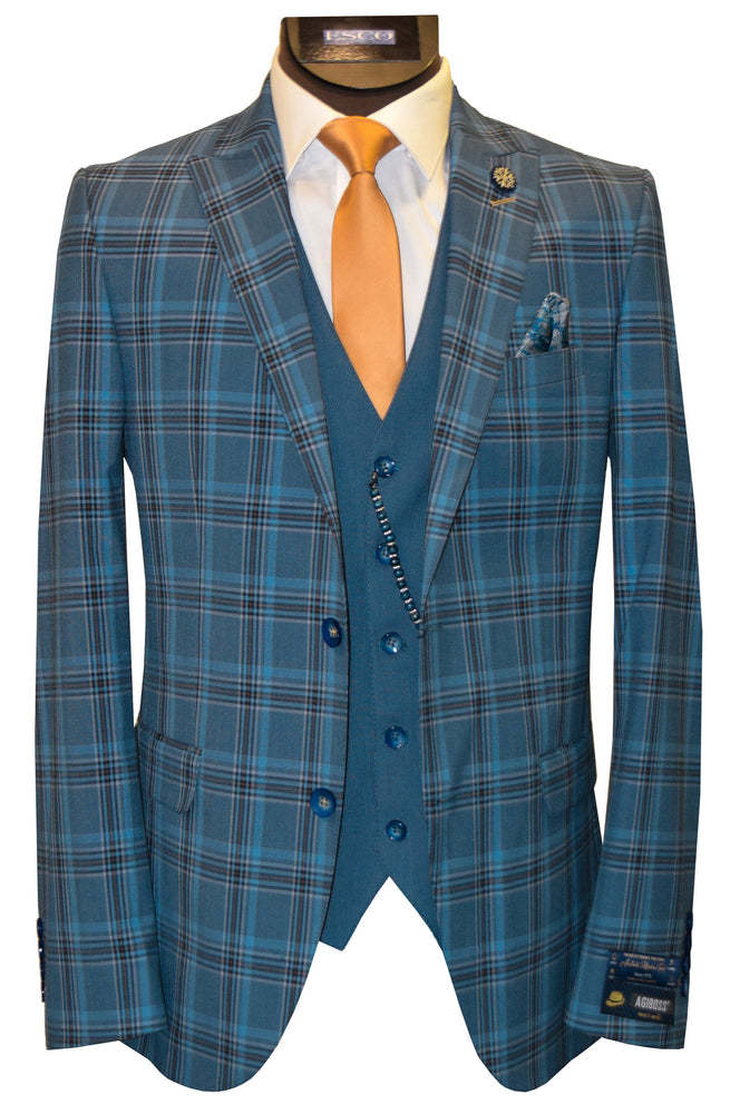 AGIBOSS 3 PIECE SUIT