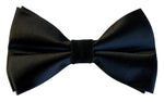 Black Bow Tie ERBT-BLK(120) Black None