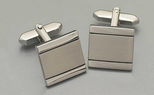 WEBER JEWELLERY CUFF LINKS - 8325