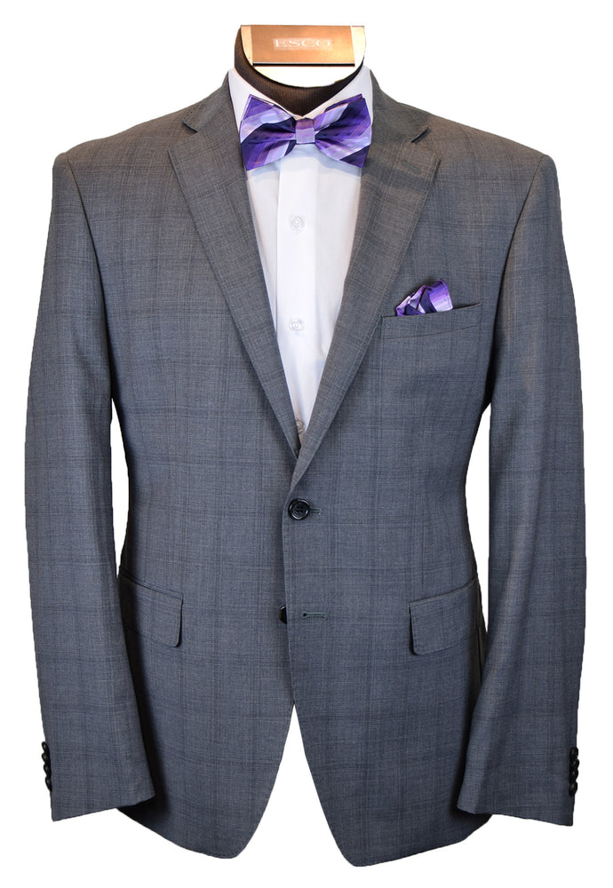 BRUNO PIATTELLI SUIT- GREY
