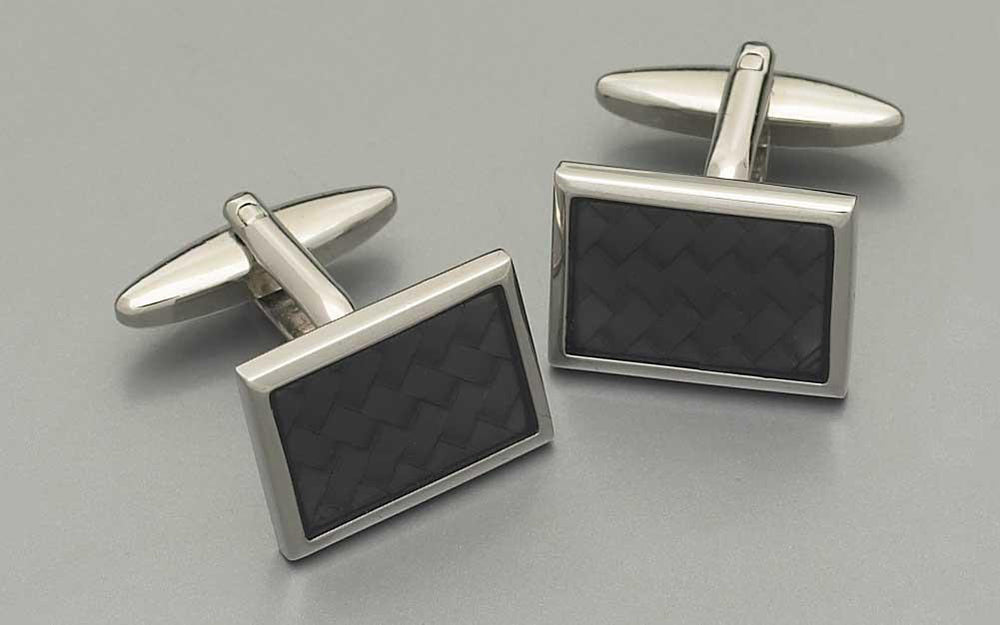 WEBER JEWELLERY CUFF LINKS- L3269