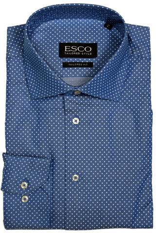 DRESS SHIRT- ESCO TAILORED