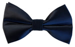 Navy Bow Tie ERBT-NVY(120) NAVY None