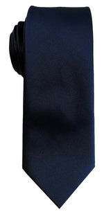 Navy Tie ERTie-NVY(120) NAVY None