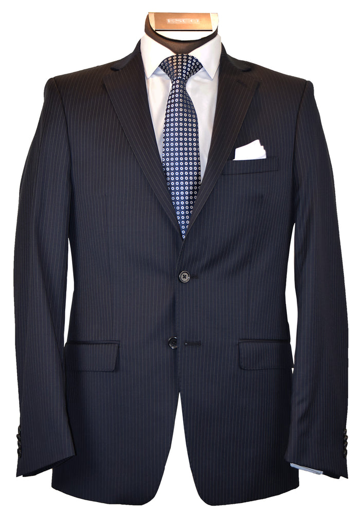 BRUNO PIATTELLI SUIT- NAVY