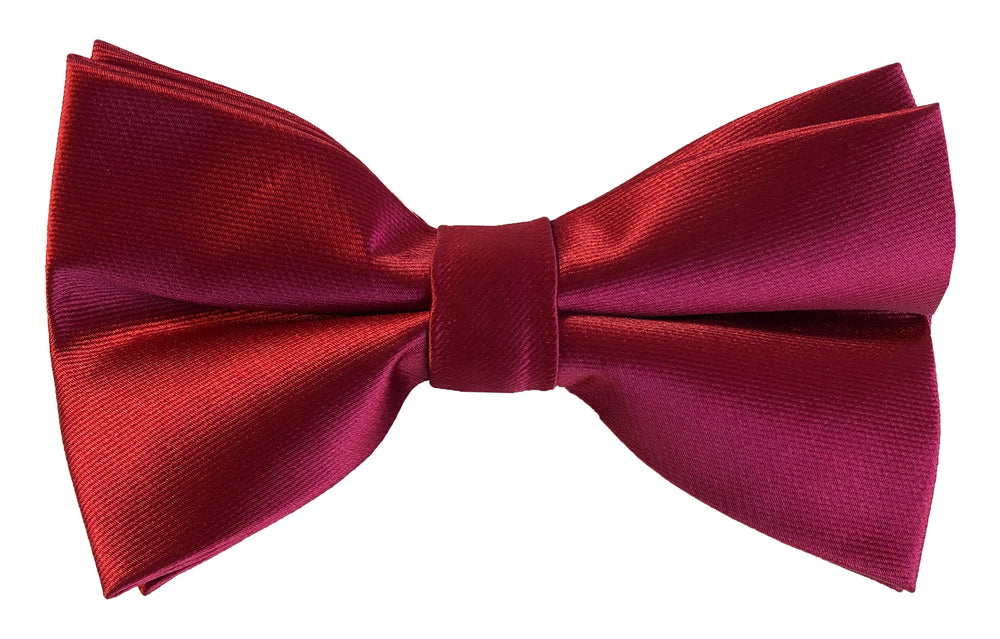 ENRICO RICCI BOW TIE-RED