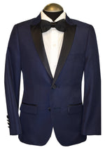 SOUL OF LONDON 2PIECE BOY TUXEDO- NAVY