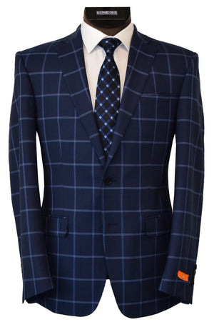 TALLIA 2 PIECE SUIT-NAVY