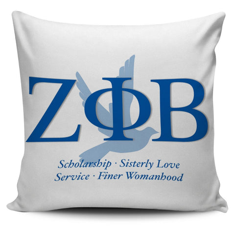 Zeta Phi Beta Pillow Covers