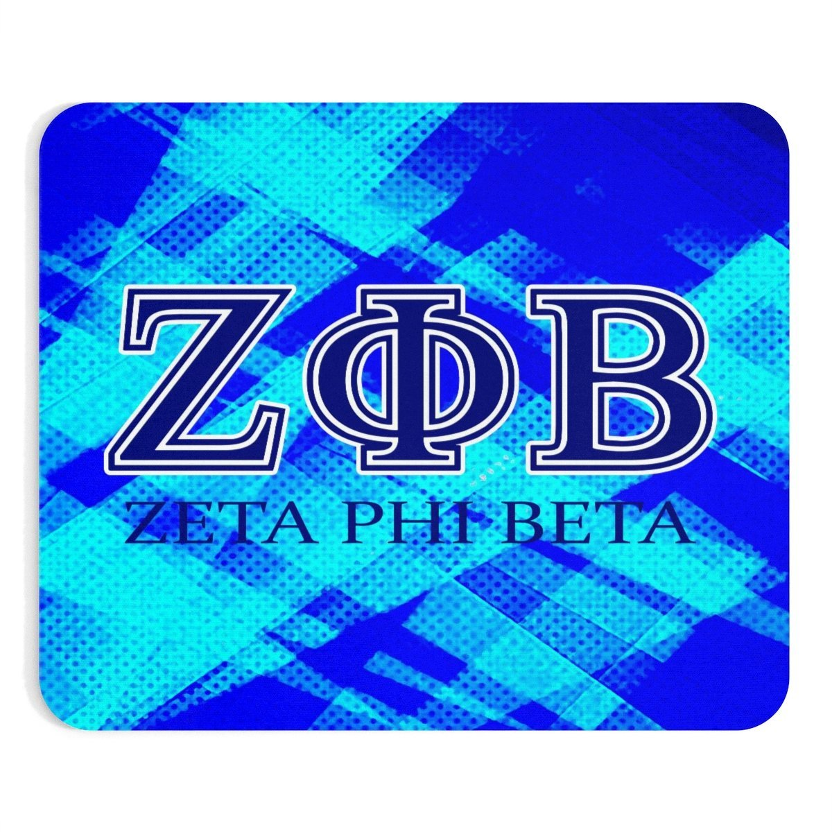 Zeta phi beta unique greek store zeta phi beta symbol mousepad biocorpaavc Images
