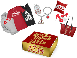 Delta Sigma Theta Monthly Box - 3 Months