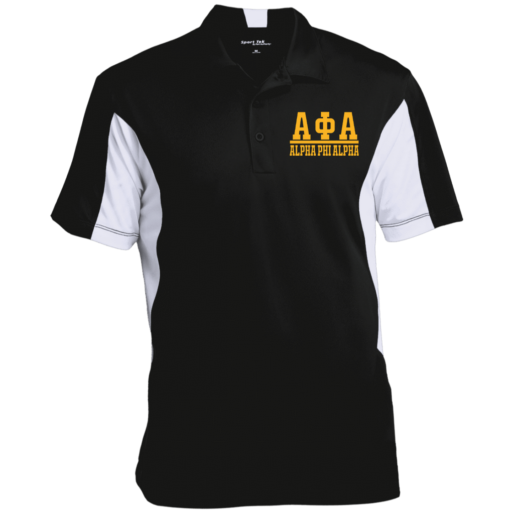 Alpha Phi Alpha Performance Polo
