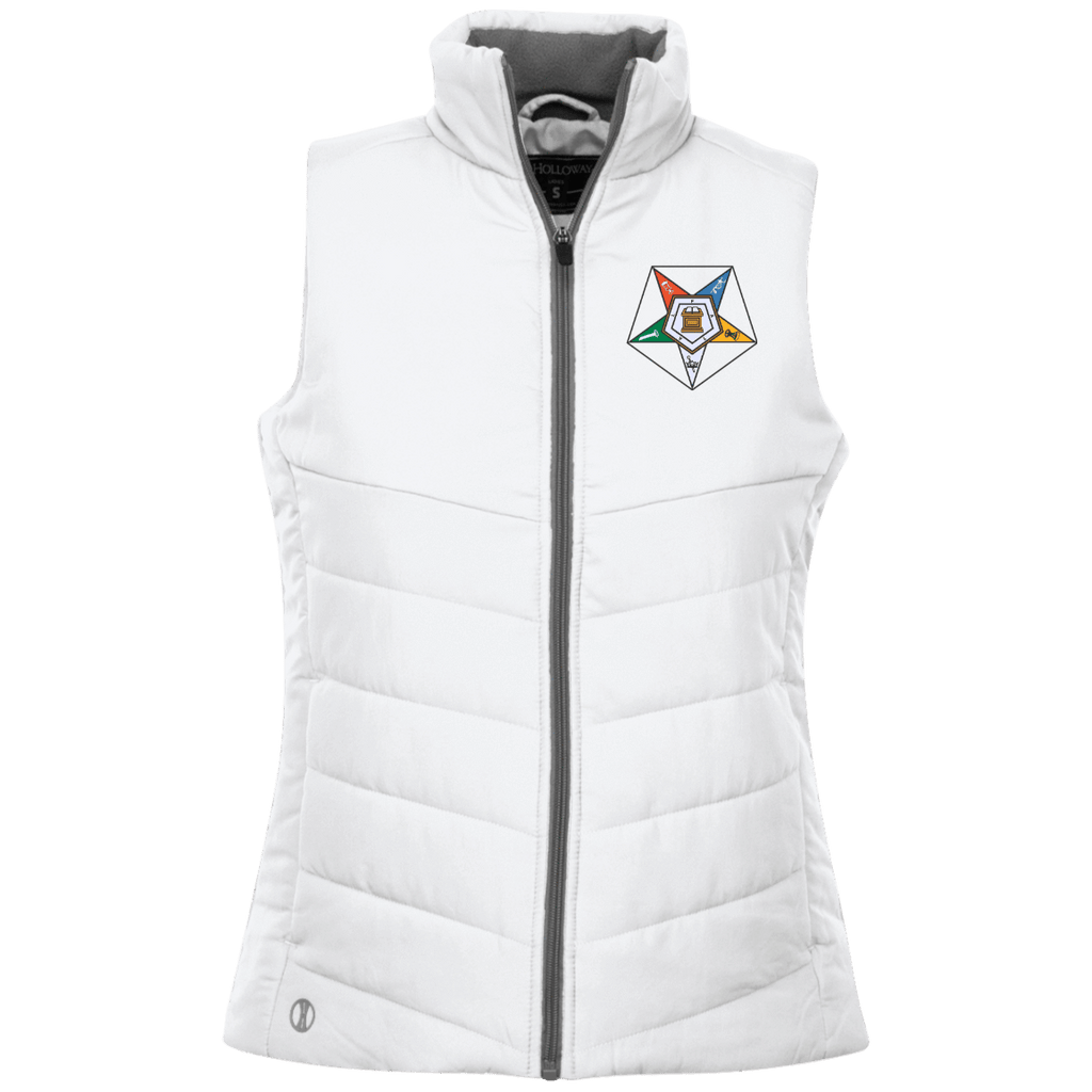 Order Of The Eastern Star Quilted Vest