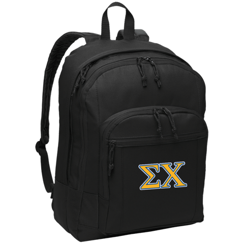 Sigma Chi Basic Backpack